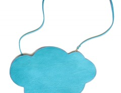 Cloud Bag - turquoise blue Carnet de Mode bester Fashion-Online-Shop
