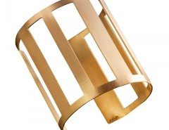 Cuff - La Cage - Gold Carnet de Mode bester Fashion-Online-Shop