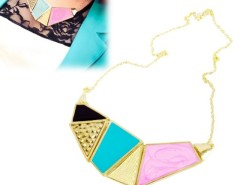 European Style Fashion Gold Chain Geometric Necklace Cndirect bester Fashion-Online-Shop China