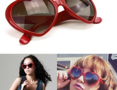 Fashion Retro Funny Love Cute Heart Shape Unisex Sunglasses Party Glasses Cndirect bester Fashion-Online-Shop China