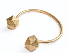 GEOM Gold Bracelet Carnet de Mode bester Fashion-Online-Shop