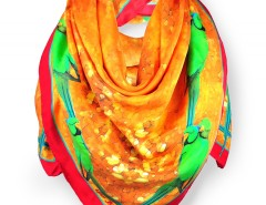 Giant Square Scarf Paradiso Carnet de Mode bester Fashion-Online-Shop