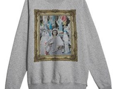 Grey sweatshirt - Faithful Carnet de Mode bester Fashion-Online-Shop
