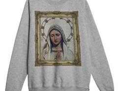 Grey sweatshirt - Like A Virgin Carnet de Mode bester Fashion-Online-Shop