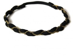 Headband - EVE - black Carnet de Mode bester Fashion-Online-Shop