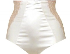 High waist panties - TAILLE DE GUÊPE - IVORy Carnet de Mode bester Fashion-Online-Shop