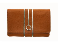 Hyde Park Leather Clutch Carnet de Mode bester Fashion-Online-Shop
