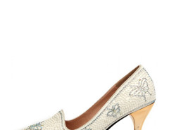 Jollychic Beading Low Cutting Stiletto Pumps Jollychic.com bester Fashion-Online-Shop