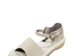 Jollychic Casual Peep Toe Buckle Summer Sandals Jollychic.com bester Fashion-Online-Shop