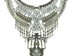 Jollychic Crystal Pendant Exaggerated Drama Necklace Jollychic.com bester Fashion-Online-Shop