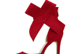 Jollychic Cut Out Pointed Toe Heel Pumps Jollychic.com bester Fashion-Online-Shop