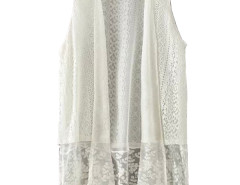 Jollychic Lace Solid Sweet Womens Vest Jollychic.com bester Fashion-Online-Shop
