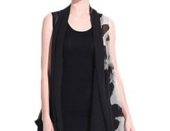 Jollychic Print Chiffon Fashion Womens Vest Jollychic.com bester Fashion-Online-Shop