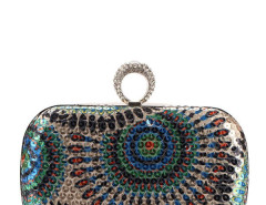 Jollychic Shining Rhinestones Sequins Hasp Stylish Party Clutches Jollychic.com bester Fashion-Online-Shop
