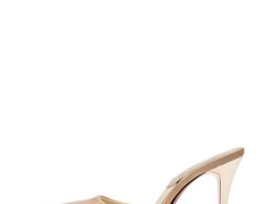 Jollychic Stylish Point Toe Thin Heel Sling Back Sandals Jollychic.com bester Fashion-Online-Shop