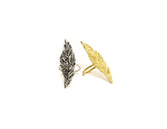 Apparition Feather Ring MrKate.com bester Fashion-Online-Shop aus den USA