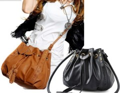 Lady Hobo PU leather Handbag Fashion Shoulder Bag Purse Cndirect bester Fashion-Online-Shop China