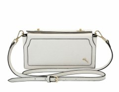 Leather Clutch with Strap - Cayla Carnet de Mode bester Fashion-Online-Shop