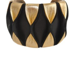 Leather Cuff - BALI Carnet de Mode bester Fashion-Online-Shop
