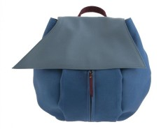 Leather backpack Carnet de Mode bester Fashion-Online-Shop