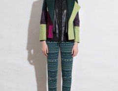 Leggins - IVA - Green Carnet de Mode bester Fashion-Online-Shop