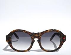 Medea - Marble Metallic Carnet de Mode bester Fashion-Online-Shop