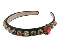 Multicolor Rhinestone Hairband Choies.com bester Fashion-Online-Shop Großbritannien Europa