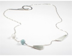 Necklace - BONNIE - 925 silver Carnet de Mode bester Fashion-Online-Shop