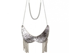 Necklace - CAMILLE - silvery Carnet de Mode bester Fashion-Online-Shop
