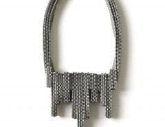 Necklace - Lightening Zipper Carnet de Mode bester Fashion-Online-Shop