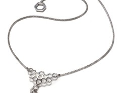 Necklace - Nectar Drops - Silver Carnet de Mode bester Fashion-Online-Shop