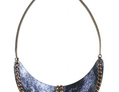 Necklace - orele - night blue Carnet de Mode bester Fashion-Online-Shop