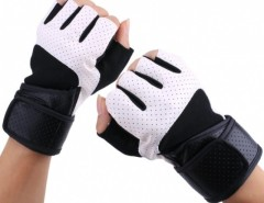 Fast Free Delivery in US Men's Sports Gloves Wristwrap Weight Lifting Climbing Gloves Cndirect bester Fashion-Online-Shop aus China