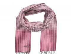 Pink Cotton Scarf Carnet de Mode bester Fashion-Online-Shop