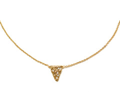 Pizza Necklace MrKate.com bester Fashion-Online-Shop aus den USA