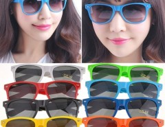 Retro Sunglasses for Women Colorful Frames Glasses Eyewear Cndirect bester Fashion-Online-Shop China