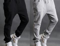New Mens Boys Casual Harem Baggy Hip Hop Dance Sport Sweat Pants Slacks Trousers Cndirect bester Fashion-Online-Shop aus China