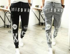 Men's New Fashion Printed Casual Harem Sweat Pants Jogger Dance Slacks Trousers Cndirect bester Fashion-Online-Shop aus China