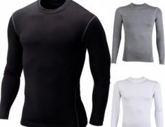 Fashion Men's Long Sleeve O-Neck Casual T-Shirt Sweatshirt Tops Shirt High Quality Cndirect bester Fashion-Online-Shop aus China