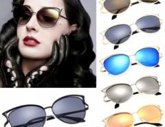 Vintage Style Men Women Sunglasses Eyewear Polarized Lens Metal Frame Sunglasses Cndirect bester Fashion-Online-Shop aus China