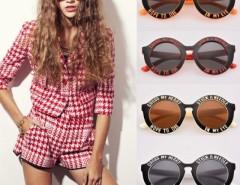 New Classic Men Women Unisex Fashion Vintage Style Round Frame Sunglasses Cndirect bester Fashion-Online-Shop aus China