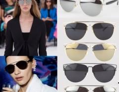 New Fashion Classic Retro Men Women Unisex Vintage Style Sunglasses Cndirect bester Fashion-Online-Shop aus China
