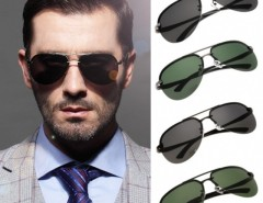 Hot Fashion Men Polarized Metal Frame Round Casual Outdoor Sunglasses Cndirect bester Fashion-Online-Shop aus China