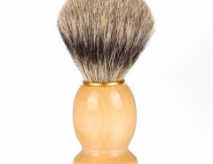 Men Shaving Brush Badger Hair Wooden Handle Home Use Barber Tool Cndirect bester Fashion-Online-Shop aus China