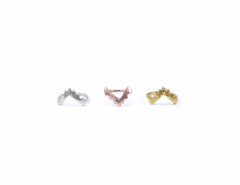 Saber Ring. Various Colors. MrKate.com bester Fashion-Online-Shop aus den USA