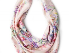 Scarf - Blossom Peachy Carnet de Mode bester Fashion-Online-Shop