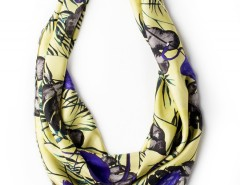 Scarf - Flamingo Lemon Carnet de Mode bester Fashion-Online-Shop