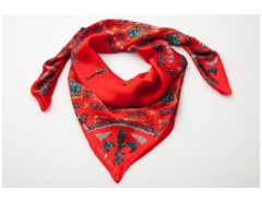 Scarf - Vermin - Red Carnet de Mode bester Fashion-Online-Shop