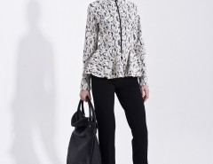 Structured White Lace Blazer Carnet de Mode bester Fashion-Online-Shop