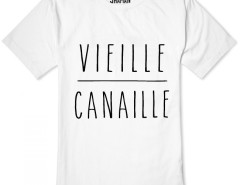 Tee shirt Vieille Canaille Carnet de Mode bester Fashion-Online-Shop
